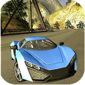 Hilly Racing Viber Car 3D