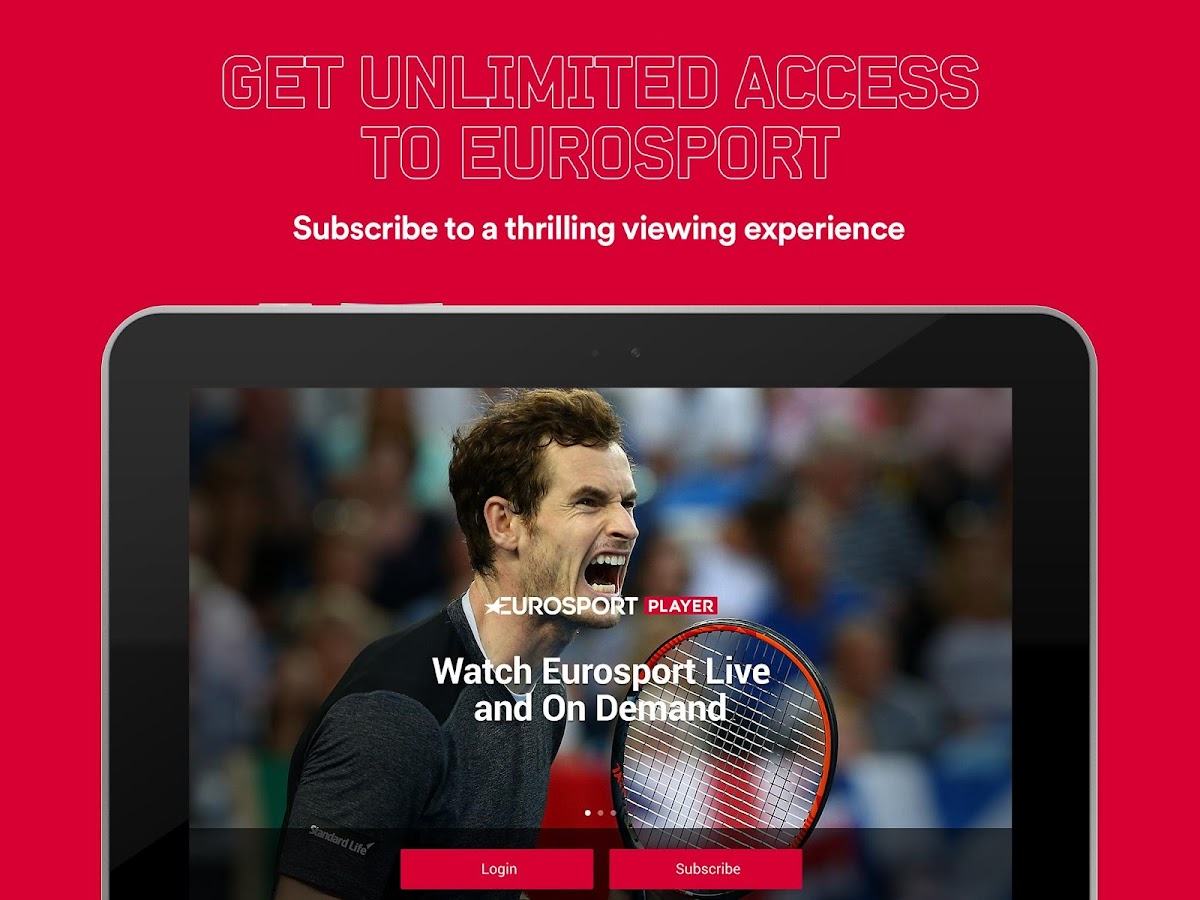 eurosport player probeabo