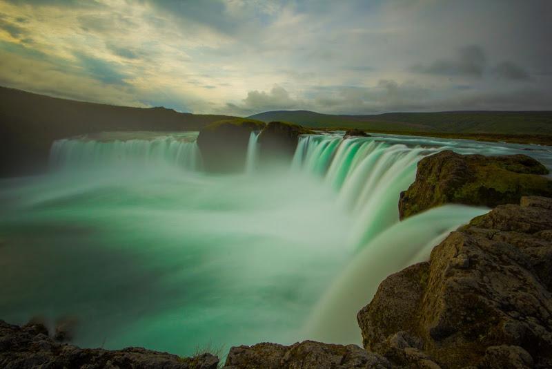 Godafoss Waterfall // Iceland di riccardocinotti