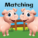 Farm Animal Picture Match icon