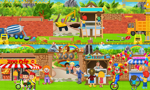 Build A Wild Safari Zoo: Animal House Builder  screenshots EasyGameCheats.pro 2