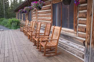 Photo: Jenny Lake Lodge