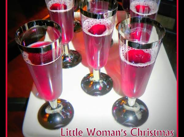 Little Woman's Christmas Recipe
