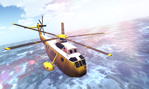 Helicopter: Medical Ambulance