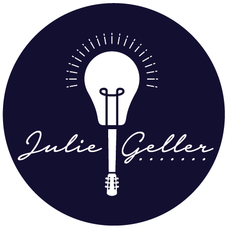 Julie Geller Jewish Musician and Artist Coach