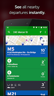 Transit App: Metro, Bus, Bike- screenshot thumbnail