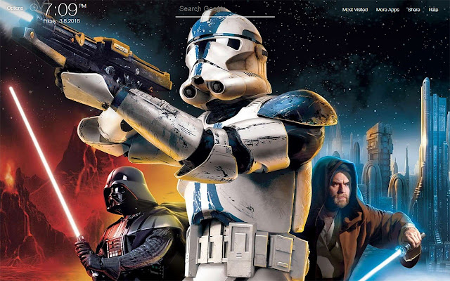 Star Wars Battlefront 2 Wallpapers Fullhd