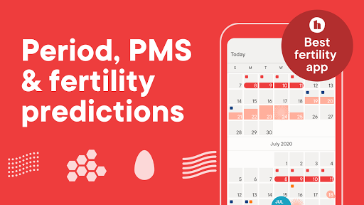 Clue Period Tracker, Ovulation & Cycle Calendar 28.1 Screenshots 3
