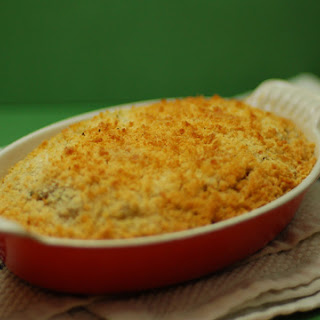 Light Sweet Potato Soufflé