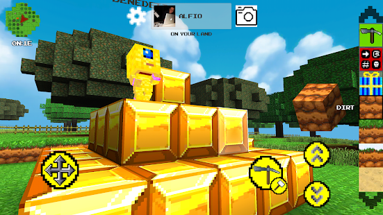 Miner4Ever Live - Blocks World- screenshot thumbnail