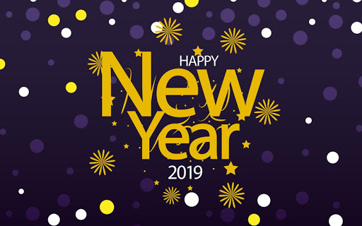 New Year 2019 Live Wallpaper 1.6 screenshots 2