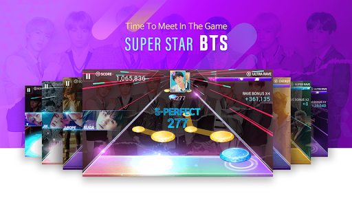 SuperStar BTS 1.2.7 screenshots 2