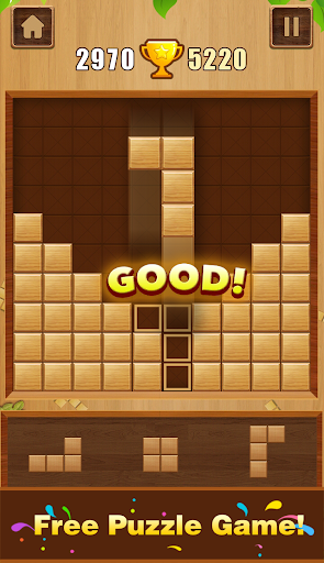 Wood Block Puzzle Game - Free Offline APK Download | Android Market