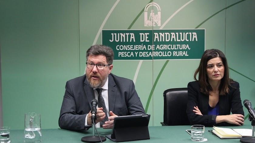 Almería será la menos beneficiada por las ayudas de la PAC