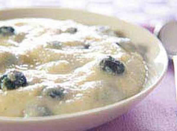 Breakfast Berries 'n Cream