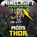 MCPE Thor Mod icon