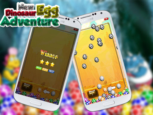Shooting Eggs