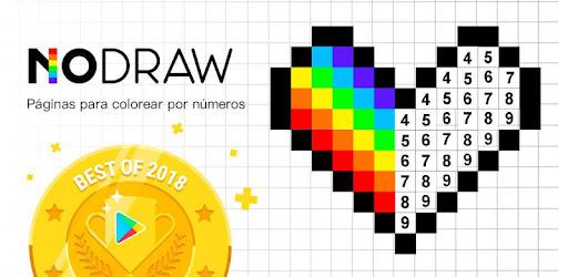 Colora Con I Numeri Disegni Da Colorare No Draw App Su Google Play