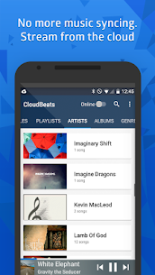 CloudBeats – offline & cloud music player 3