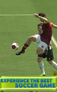 Soccer Players Free Kicks game - náhled