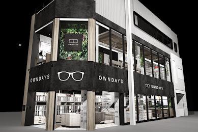 メガネチェーンのOWNDYAS、関西エリア最大規模となる心斎橋店をオープン