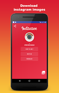 InstaSave Instagram Downloader screenshot