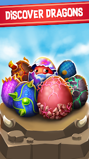 Tiny Dragons - Idle Clicker Tycoon Game Free - náhled