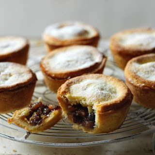 Paul Hollywood's mince pies.