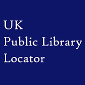 UK Public Libraries Locator