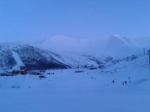 Photo: Кировск, старые г/лыжные склоны