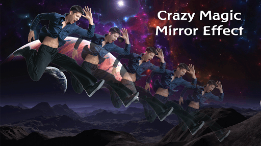 Crazy Magic Mirror Effect : Echo Effect 1.0.3 screenshots 5