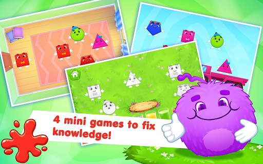 Learning shapes and colors for toddlers: kids game 0.2.2 2