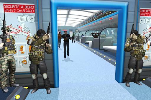 Plane Hijack Game :  Rescue Mission  screenshots 4