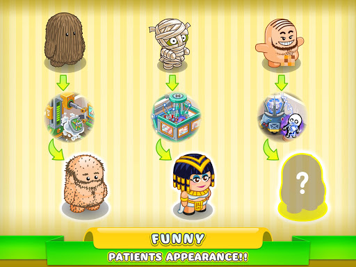 Fun Hospital u2013 Tycoon is back 2.13.0 screenshots 13