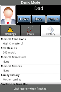 E-mergency screenshot 3