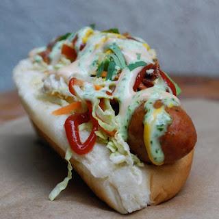 """""""Perro Colombiano"""" Sausage"""