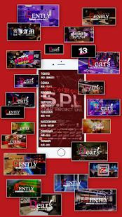 S.P.L official appli - náhled