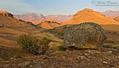"""Photo: """"Golden Mountains"""" Giant's Castle Drakensberg Mountains, South Africa  Good morning, everyone! Our theme for today's round of African Tuesday is VAST VISTAS and we would like to see the vast expanses of Africa. To share your photos, simply: 1. tag your post with #AfricanTuesday """"Vast Vistas"""" 2. include the theme page +African Tuesday so we can reshare your work 3. include the curators (myself, +Grobler du Preez & +Dick Whitlock) so we can pick up on your posts.  This is lovely winter morning scene in the Central Drakensberg, overlooking Giant's Castle (in South Africa).  This photo is Copyrighted © Morkel Erasmus Photography.  WEBSITE: www.morkelerasmus.com WILD-EYE SAFARIS: www.photography.wild-eye.co.za  You may share this image as presented here under the Creative Commons Attribution-NonCommercial-NoDerivs 3.0 licence (CC BY-NC-ND 3.0).  Submission for: 1. #mountainmonday +Mountain Monday curated by +Michael Russell (a late one!) 2. #landscapearttuesday +LandscapeArtTuesday curated by +Christina Deubel 3. #LandscapePhotography +Landscape Photography curated by +Margaret Tompkins , +Carra Riley , +paul t beard , +David Heath Williams , +Bill Wood , +Jim Warthman , +Ben T , +jeff beddow ,+Jeannie Danna , +Tom Hierl , +Vishal Kumar 4. #hqsplandscape +HQSP Landscape curated by +Ara MO , +Delcour Eric , +Blake Harrold 5. #10000photographersaroundtheworld +10000 PHOTOGRAPHERS curated by +Robert SKREINER"""