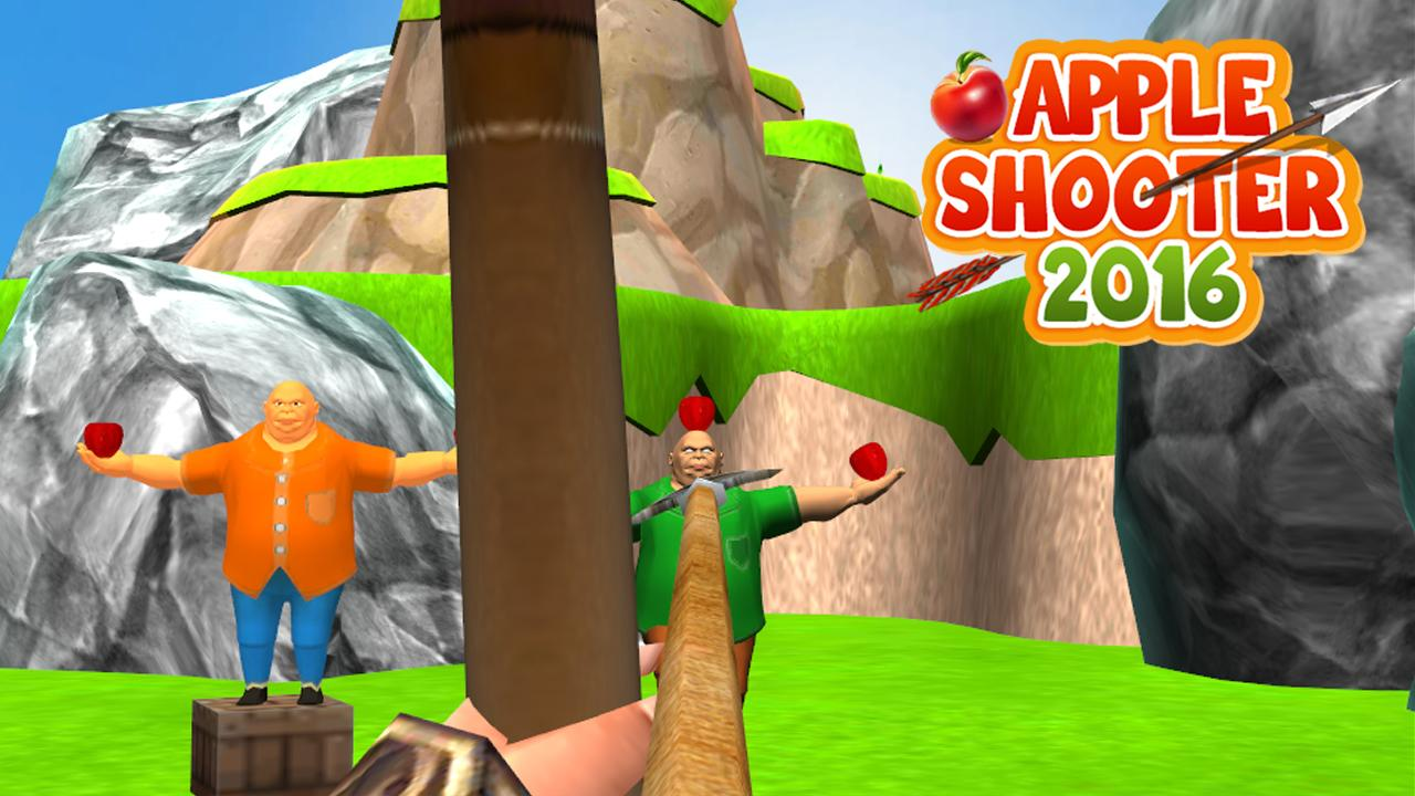 Apple Shooter 2016- screenshot