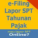 eFiling Lapor SPT Pajak Tahunan icon