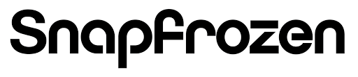 Snapfrozen logo