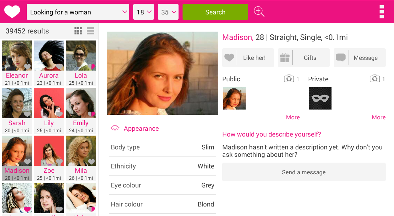 No 1 online dating app