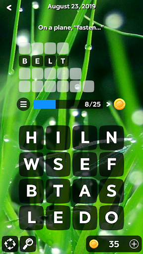 Word Bits: A Word Puzzle Game  screenshots 2