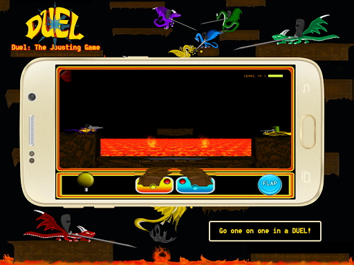 Duel: The Jousting Game game (apk) free download for Android/PC/Windows screenshot