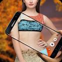 Xray Body Scanner - Girl cloth remover simulator icon