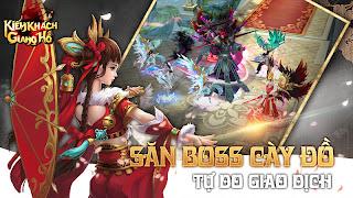 Tải Game Kiếm Khách Giang Hồ