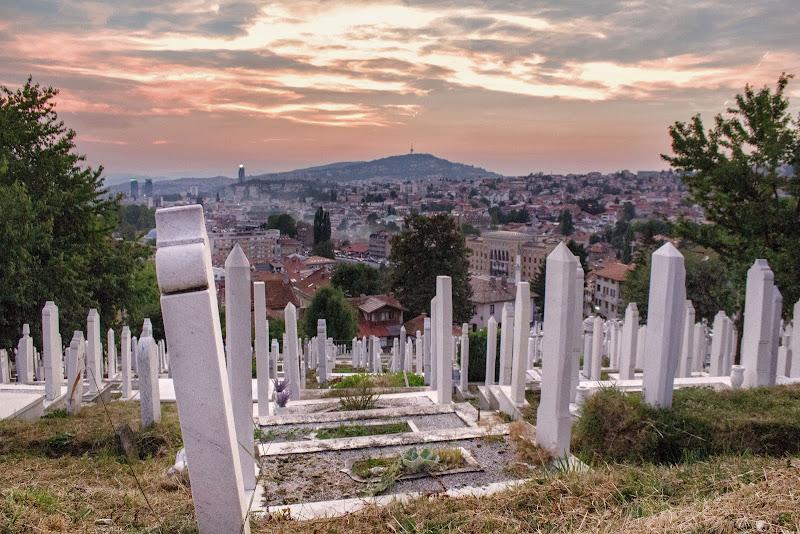 Sarajevo : tristi ricordi di guerra di Gianluca Presto