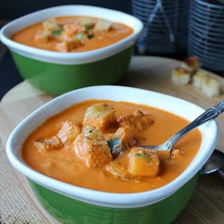 Food Storage and Potato Tomato Soup