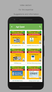 Agri Quest, IBPS, JRF, SRF, Msc, Ssc & So- screenshot thumbnail