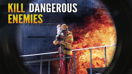 Sniper Fury- screenshot thumbnail